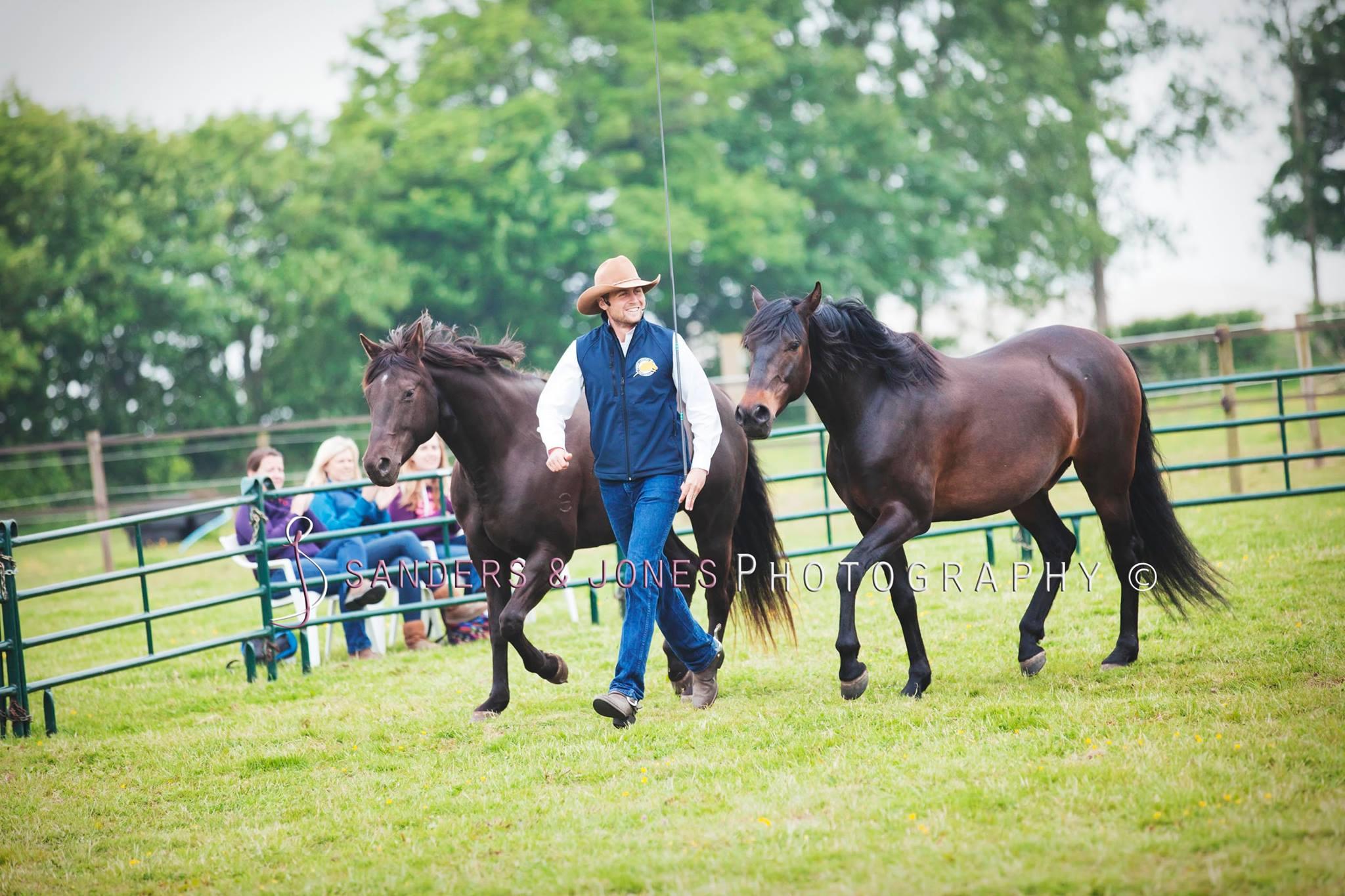 Horsemanship Showcase 2020 - Sean Coleman