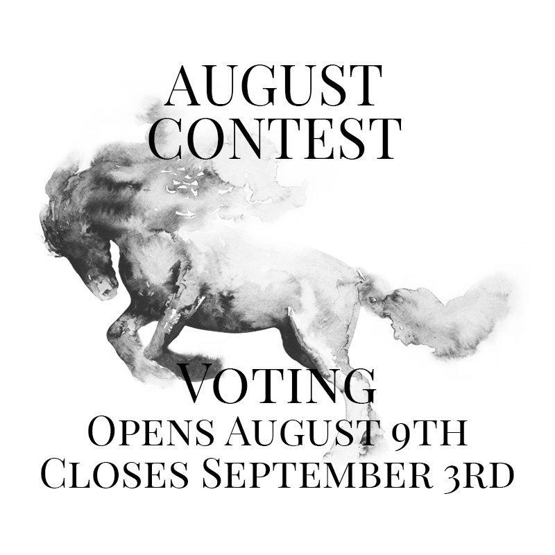 Horsemanship Showcase 2021 - August Contest
