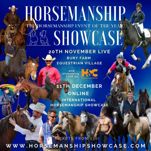 Horsemanship Showcase 2021